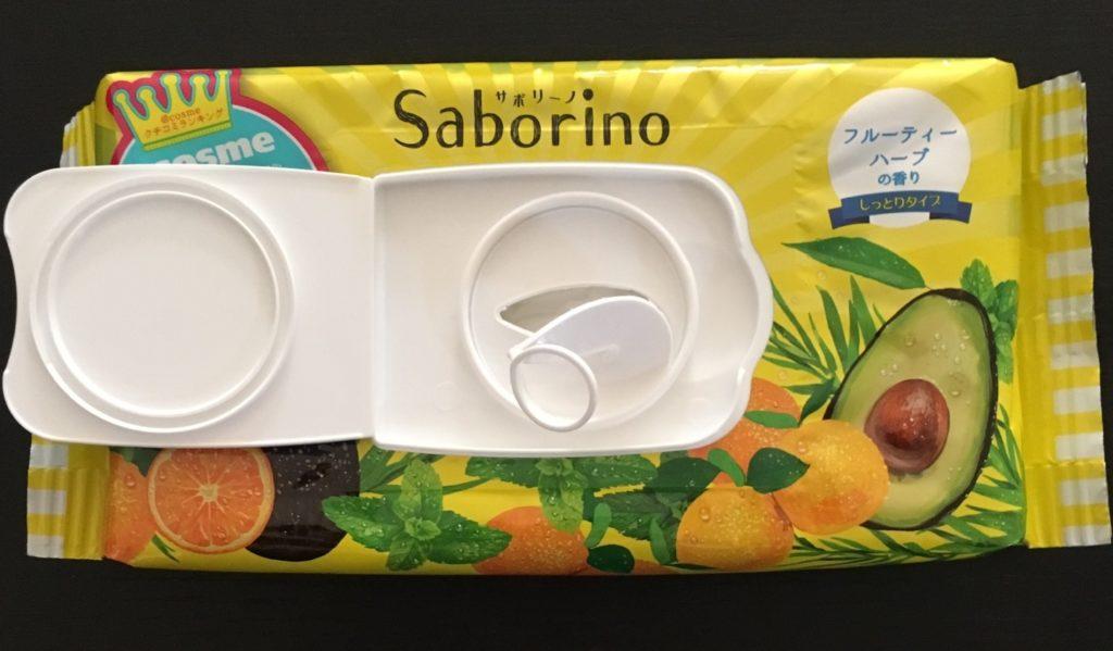サボリーノ中身